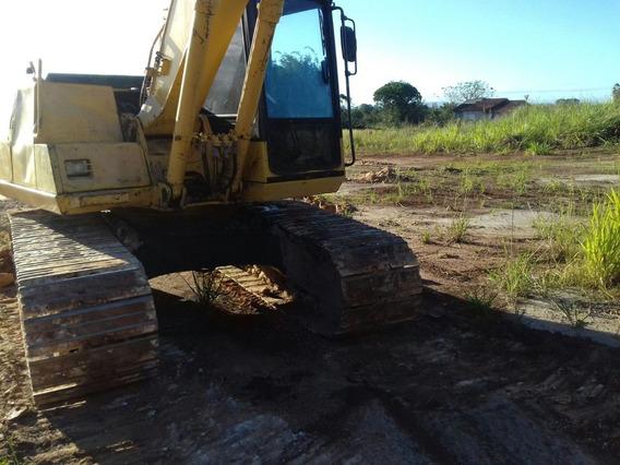 Escavadeiras Hidráulica Pc 150 Toda Revisada
