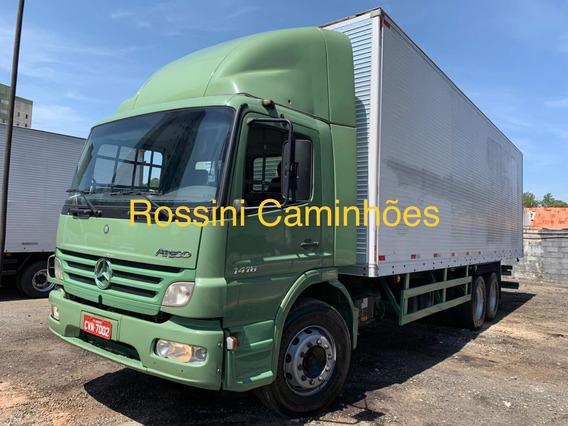 Mb 1418 2008 Truck 6x2 Bau 9 Metros N 24250 2425 1620 2428