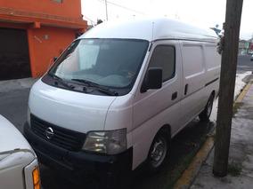Nissan Urvan 2.4 Dx Panel Larga Toldo Alto 5p Mt 2003