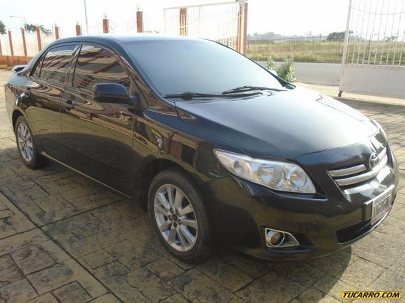 Toyota Corolla - Sincronica