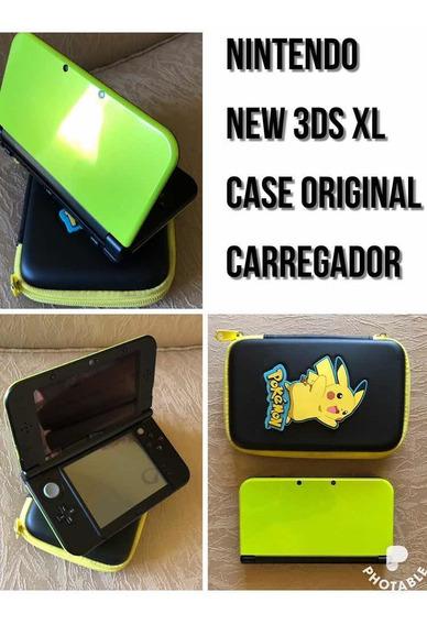 New 3ds Xl Desbloqueado