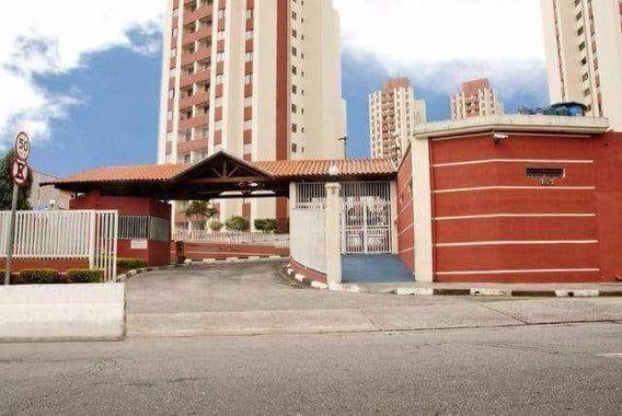 Apartamento Com 2 Dormitórios ( Novo E Vago ) À Venda, 55,00 M² Por R$ 212.000 - Jardim Do Estádio - Santo André/sp - Ap0592