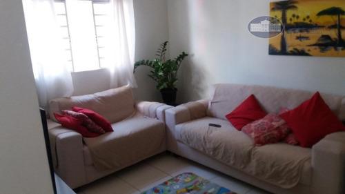 Imagem 1 de 11 de Casa Residencial À Venda, Saudade, Araçatuba - Ca0378 - Ca0378