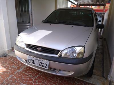 Ford Fiesta Sedan 1.6 Street 4p 2003