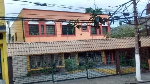 Imagem 1 de 11 de Prédio Comercial 2 Andares No Coração De Santo Amaro, Antigo Restaurante, Região De Grande Movimento - Ab131521