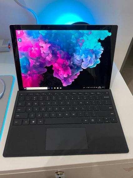 Surface Pro 6, 1796, I7, 8gb, 256gb, Como Novo! $5.8 Cash