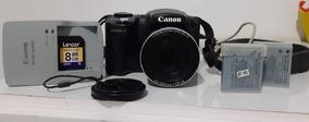 Maquina Semi-profissional Canon Powershot Sx500 Is
