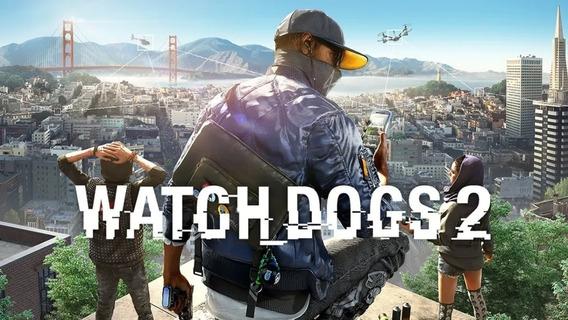 Watch Dogs 2 Deluxe Edition - Mídia Digital - Pc + Brinde