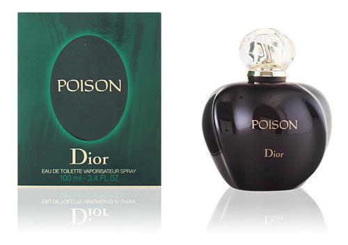 Perfume Importado Dior Poison Edt 100 Ml