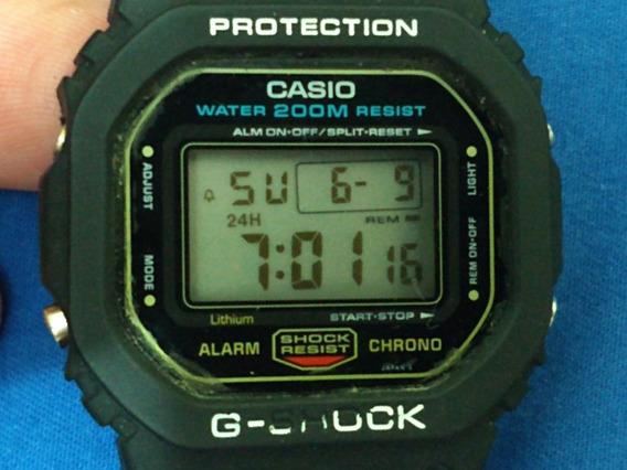 Relógio Casio G-shock - Década De 90 - Vintage