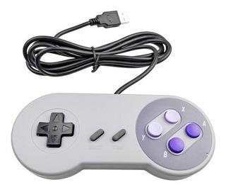 Joystick Compatible Control Nintendo Super Snes Retro