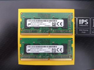 Micron Módulo De Memoria 4gb Ddr4-2666 8gb Ddr4 2666mhz