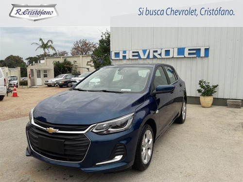 Chevrolet Onix Premier Hb Turbo 2022 0km