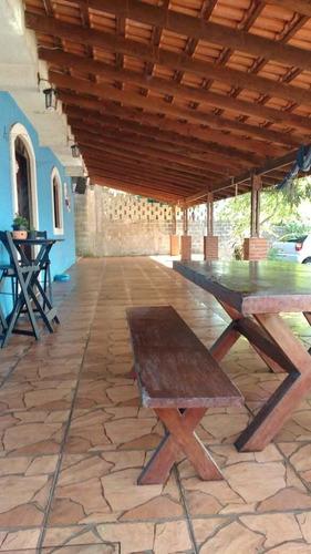 Imagem 1 de 27 de Casa Com 2 Dorms, Parque Paraíso, Itapecerica Da Serra - R$ 650.000,00, 210m² - Codigo: 1150 - V1150