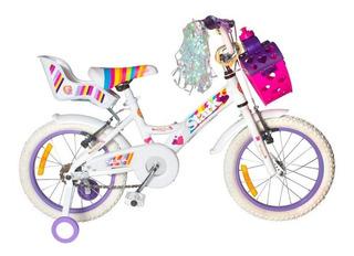Bicicleta Infantil Stark Pink R16