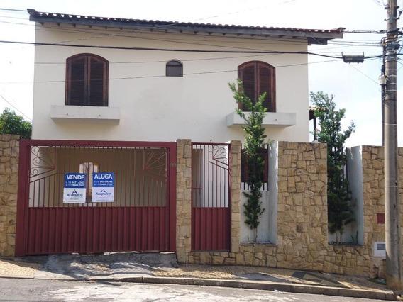 Casa À Venda, 4 Quartos, Vila Amorim - Americana/sp - 1031