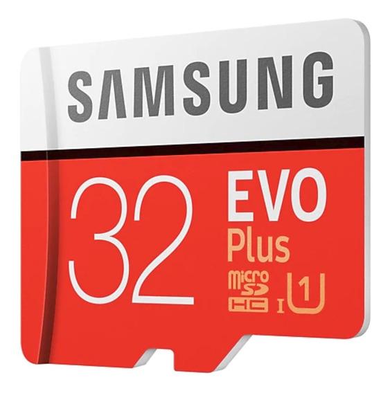 Samsung Evo Plus Micro Sdhc C10 U1 95mb/s 32gb Original