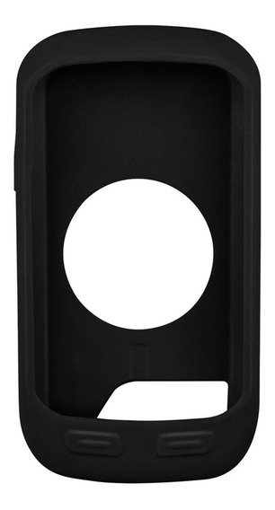 Capa De Silicone Para Gps Edge 1000 Garmin - Preta Original