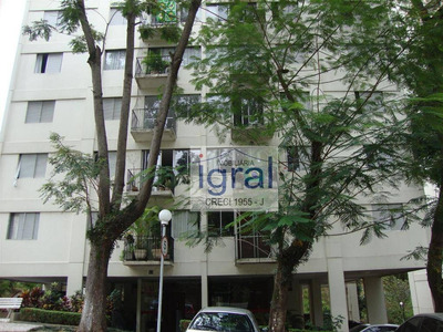 Apartamento - Residencial Morumbi - Ad0002