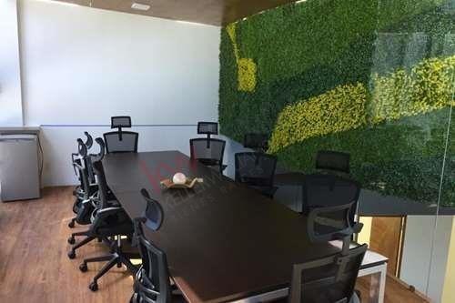 Oficina En Renta En Parque De Granada, La Herradura, Huixquilucan $26,100