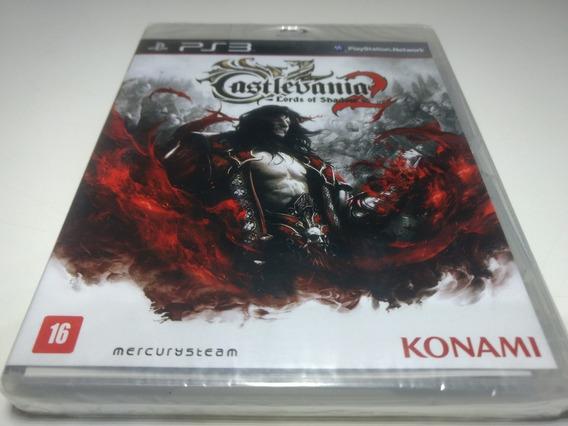 Castlevania Lords Of Shadow 2 - Ps3 - Original - Lacrado
