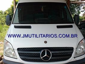 Sprinter Van 2.2 Cdi 515 Ano 2015 Exec. 5p 18 Lg Jm Cod 322
