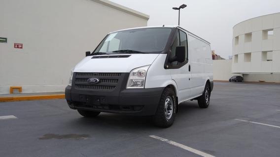 Ford Transit 2012 Cabina Larga