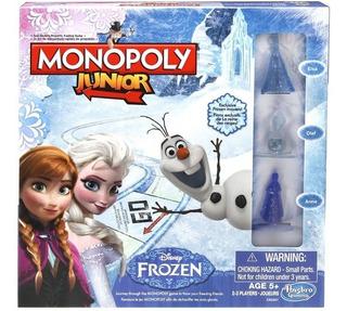 Monopoly Frozen Junior (original) Hasbro