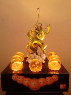 Lampara Velador Dragon Ball Z Shenlong Envio Gratis !!