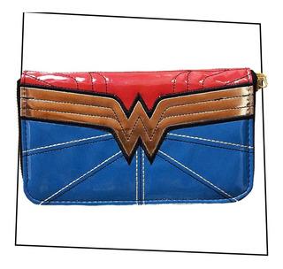 Billetera - Dc Comics - Wonder Woman / Mujer Maravilla
