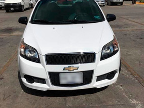 Chevrolet Aveo 1.6 Ls L4 At 2015 En Cancún