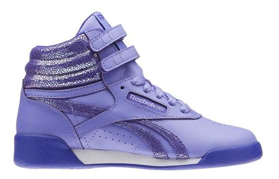 Zapatillas Niños Moda Reebok Freestyle Hi V
