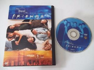 Dvd - The Best Of Friends - Volume 1 - Seriado