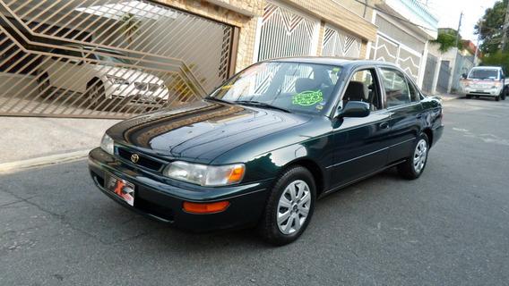 Toyota Corolla 1.8 Le 16v Gasolina 4p Automático