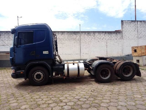 Scania R 124 420 6x2 Ano 2005/2005 Oportunidades