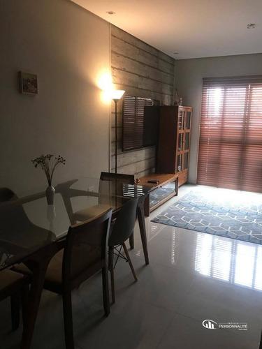 Imagem 1 de 11 de Apartamento 2 Dormitorios Com Suíte - Ap0807