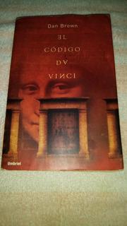 Libro El Codigo Da Vinci Dan Brow
