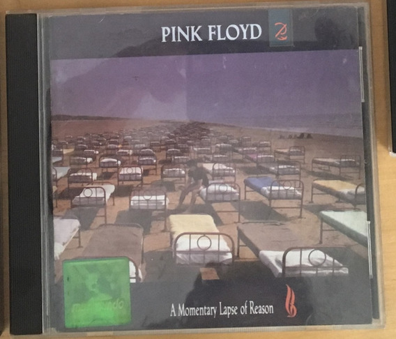 Lote Cds Pink Floyd - A Momentary Lapse /wish You Were