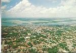 Cartao Postal - Vista Aerea - Natal - Rio Grande Do Norte -