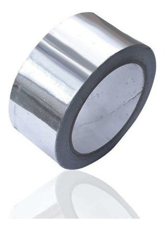 Cinta De Aluminio Para Apantallar, Adhesivo Conductor