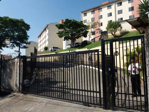 Apartamento 2 Dormitorios, 1 Vaga De Garagem 53m2 À Venda, Guaianazes, São Paulo. - Ap17254