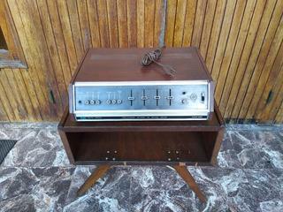 Antiguo Amplificador Bgh Estado Solido Am60