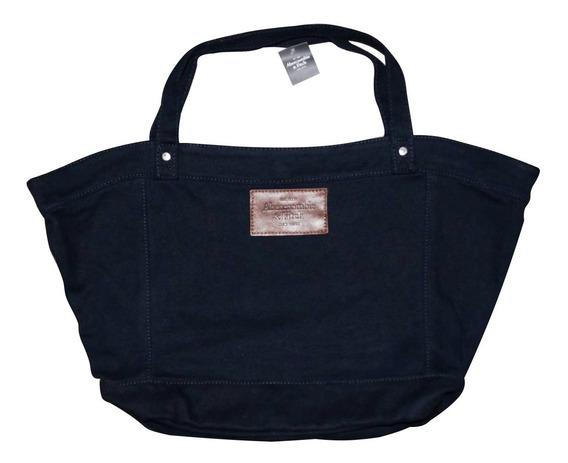 Bolsa Abercrombie & Fitch100% Original Azul Grande