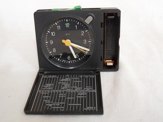 Reloj Braun Ag Mod 4760/ab 312 Vsl Aleman Control Voz Vintag