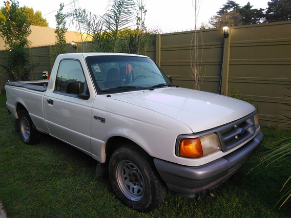 Ford Ranger Americana Xl No Chocado, Oportunidad Mecanico