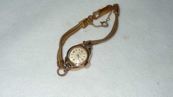 Relógio Aetos Geneve Feminino Antigo Não Funciona -cartier-