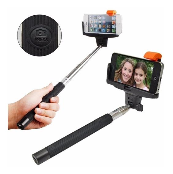 Bastão Pau De Selfie Monopod Monopé Disparador