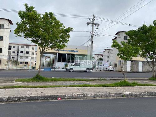 Apartamento Com 2 Dormitórios À Venda, 43 M² Por R$ 110.000,00 - Santa Etelvina - Manaus/am - Ap3147