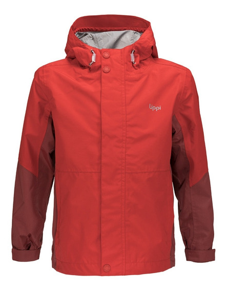 Chaqueta Niño Lippi Torreto B-dry Hoody Jacket Rojo I19