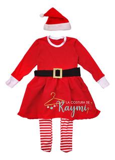 Traje Disfraz De Santa Navidad. La Costura De Raymi